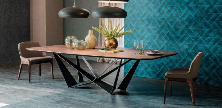 Стол Skorpio Wood Cattelan Italia купить в Минске