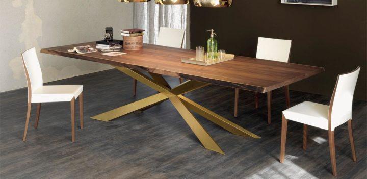 Стол Spyder Wood Cattelan Italia купить в Минске