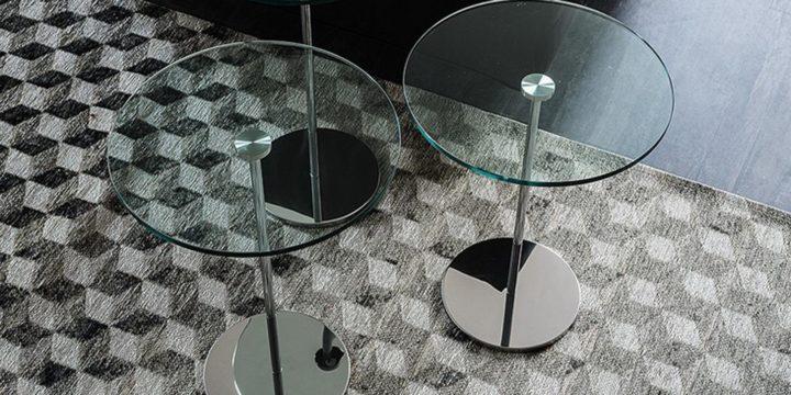 Журнальный столик Gliss Cattelan Italia купить в Минске