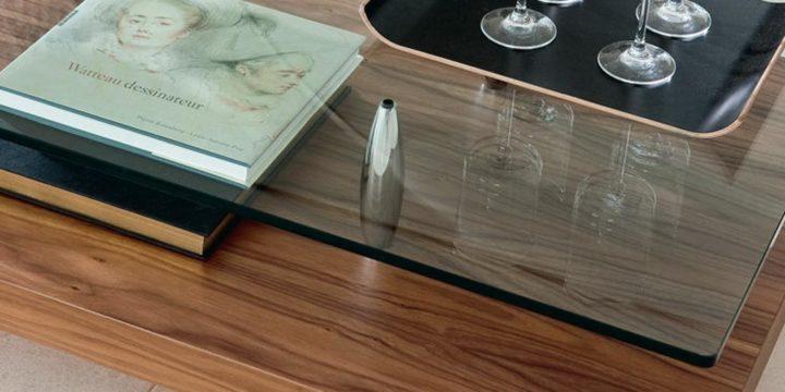 Журнальный столик Parsifal Cattelan Italia купить в Минске