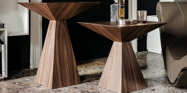 Журнальный столик Theo Cattelan Italia купить в Минске