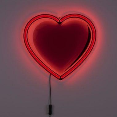 Настенный светильник Heart Seletti купить в Минске