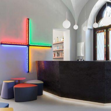 Настенный светильник Hsiang Artemide купить в Минске