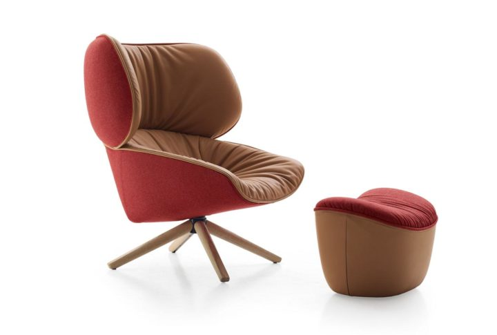 Кресло Tabano B B Italia купить в Минске