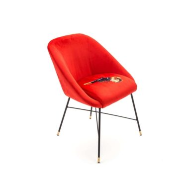 Кресло Toiletpaper Lounge Seletti купить в Минске