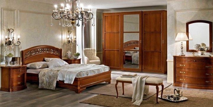 Спальня Torriani Camelgroup купить в Минске