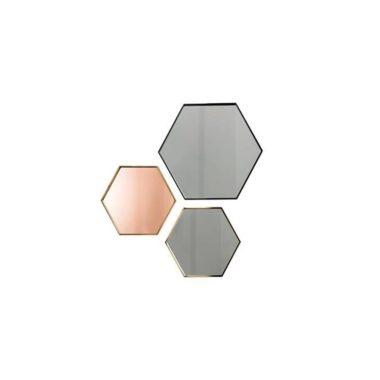 Зеркало Visual Hexagonal Sovet купить в Минске
