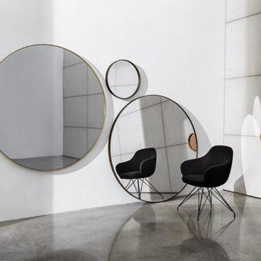 Зеркало Visual Round Sovet купить в Минске