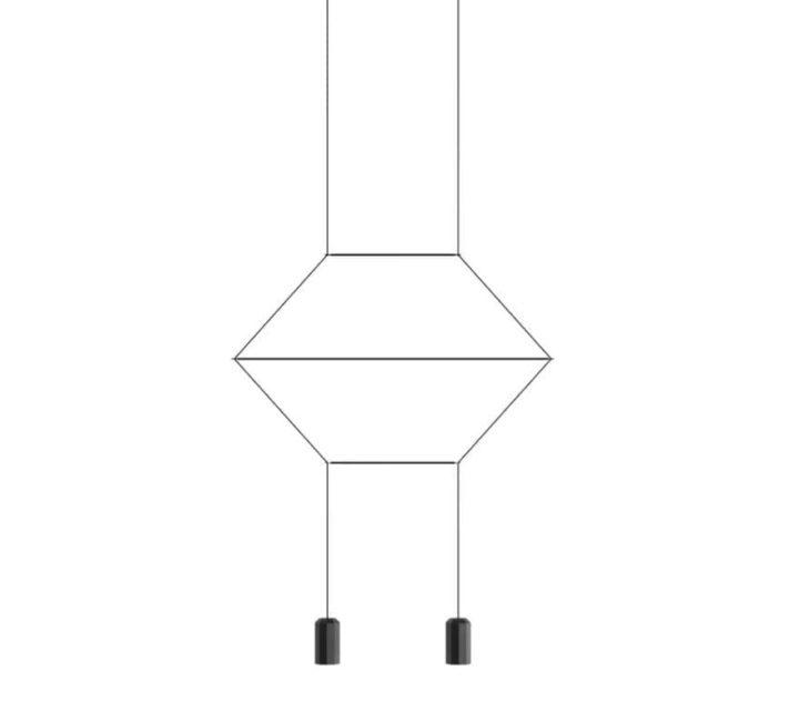 Светильник Wireflow Lineal Vibia купить в Минске